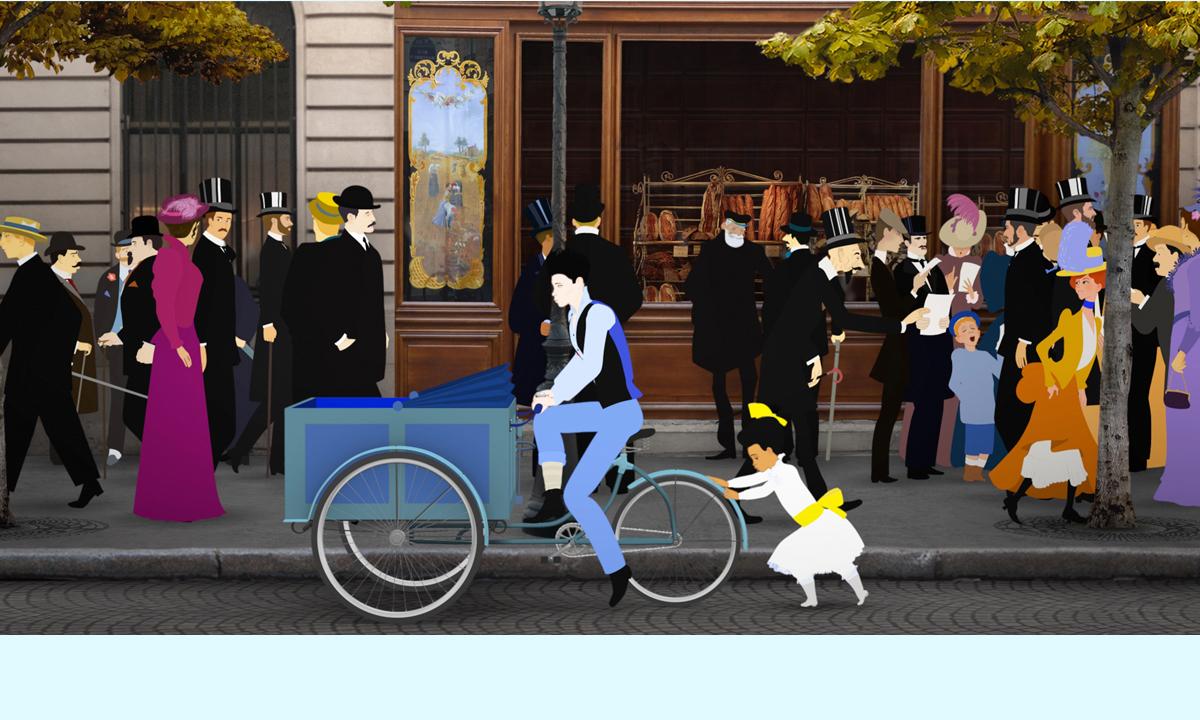 エールフランス観客賞は『ディリリとパリの時間旅行』に決定!